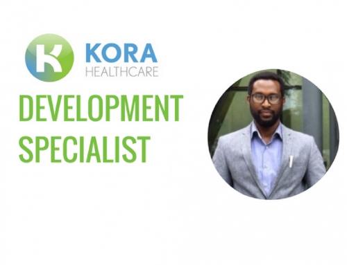 Kora Welcomes New Development Specialist