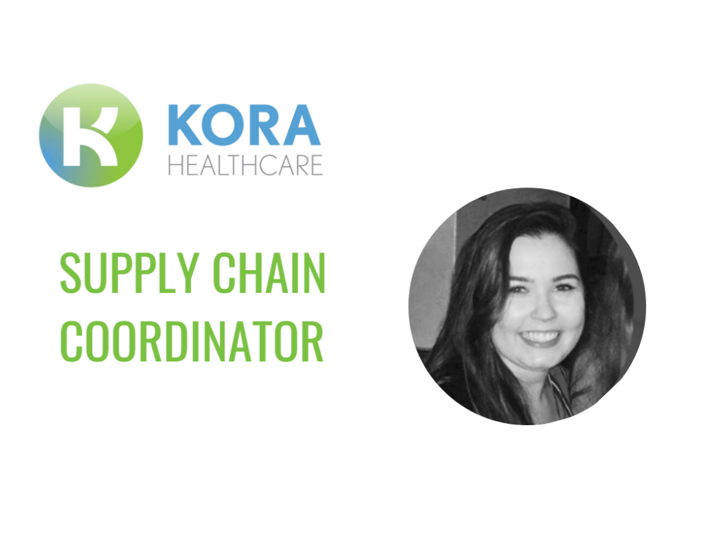 Kora Healthcare careers - supply chain coordinator