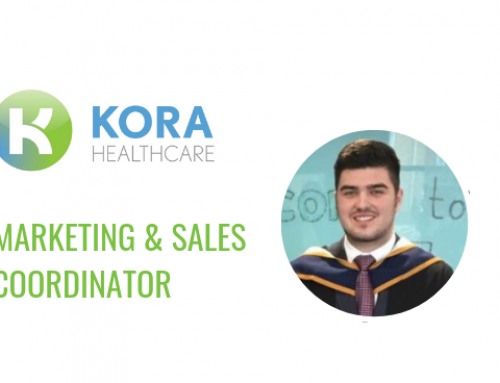 Kora Healthcare UK Team Welcomes Marketing and Sales Coordinator