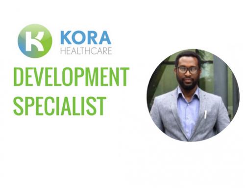 Kora Welcomes New Development Specialist