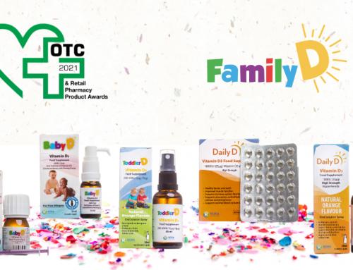 FamilyD Vitamin D – IPN OTC Product Awards